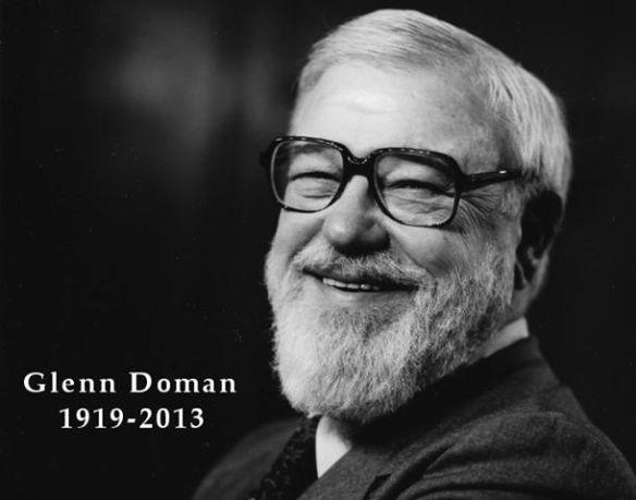 Glenn Doman fondateur de l'iahp